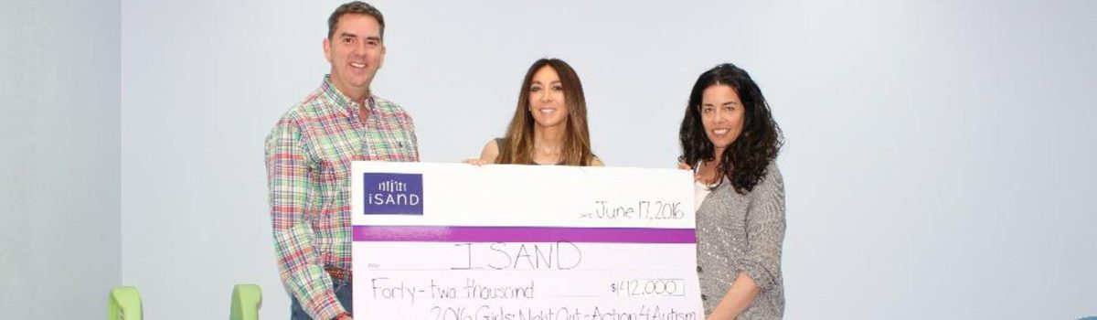2016 Girls Night Out Event Raises $42,000 for ISAND