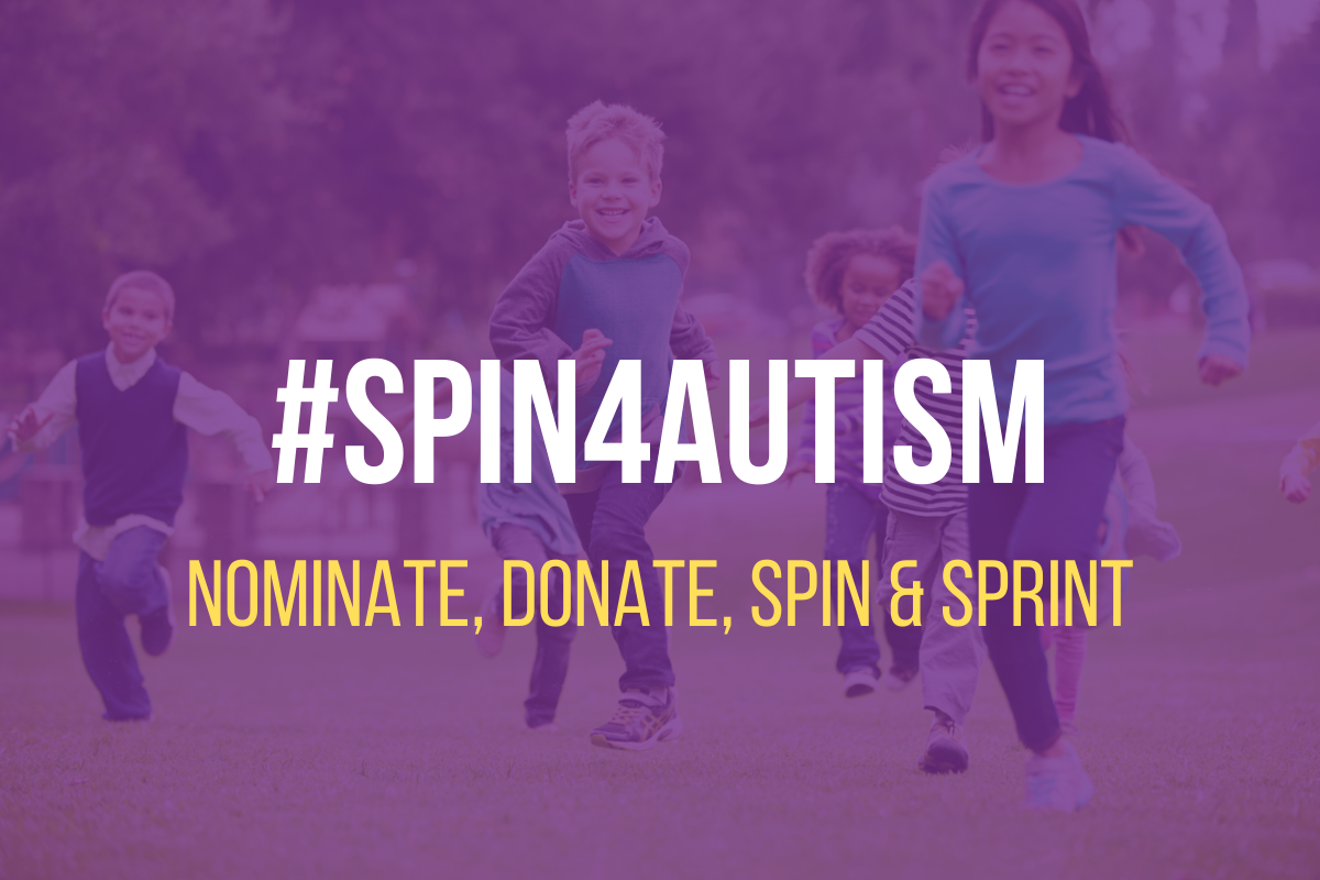 #Spin4Autism